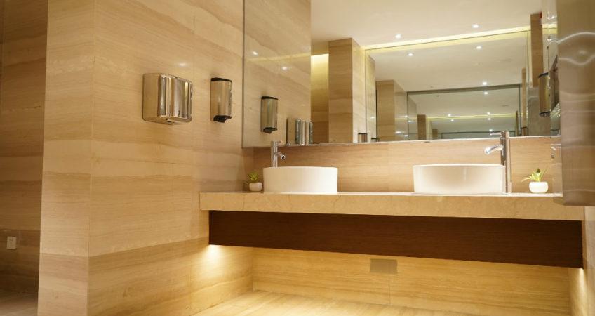 Diferentes ideas con iluminación LED para baños – Ilutec